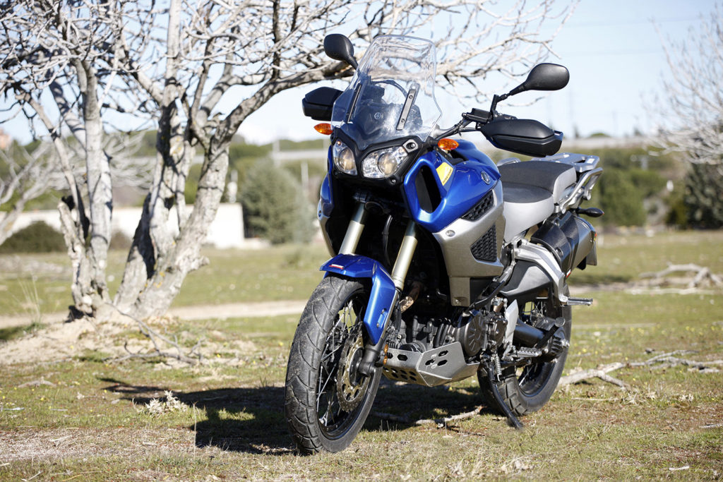Yamaha Super Tenere-36